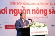 Chủ tịch Hội NDVN Thào Xuân Sùng: Tìm cơ hội cho nông sản Việt