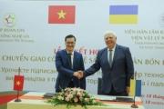 Việt Nam- Ukraina ký kết thành công hợp đồng chuyển giao công nghệ phân bón hữu cơ chất lượng cao