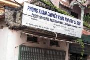 Phòng khám chuyên khoa nhi bác sỹ Nguyễn Xuân Đức vi phạm luật khám chữa bệnh?