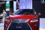 Bộ tứ đình đám của Lexus tại triển lãm ô tô Việt Nam 2018