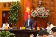 Phó Thủ tướng Vương Đình Huệ chủ trì cuộc họp về cổ phần hoá DNNN