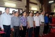 Nghệ An: Trang trọng Lễ giỗ lần thứ 50 của 13 anh hùng liệt sỹ Truông Bồn