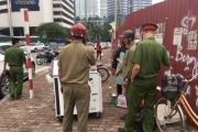 Phường Trung Hòa: Tăng cường đảm bảo TTATGT,TTĐT trên địa bàn