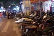 Hà Nội: Điểm trông giữ xe không phép hoành hành khắp phố cổ