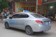 """Xe công nghệ Go-ixe chưa phép """"đại náo"""" Bắc Ninh"""