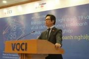 Chủ tịch VCCI Vũ Tiến Lộc: Doanh nghiệp là thước đo cuối cùng của cải cách