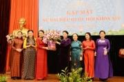 Chủ tịch Quốc hội Nguyễn Thị Kim Ngân dự chương trình gặp mặt nữ đại biểu Quốc hội