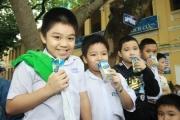 """Vinamilk trúng thầu dự án """"sữa học đường"""" tại Hà Nội"""