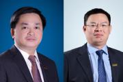 VietinBank có Chủ tịch HĐQT mới và quyền Tổng Giám đốc mới, là ông Lê Đức Thọ và ông Trần Minh Bình