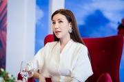 Doanh nhân Lam Cúc: 'Phụ nữ có mạnh mẽ đến đâu thì cũng cần 1 bờ vai để nương tựa'