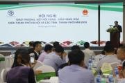 Hội nghị giao thương, kết nối cung cầu hàng hóa giữa Hà Nội và các tỉnh, thành