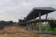 Thái Nguyên: Doanh nghiệp 'ngang nhiên' xây dựng công trình không phép