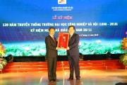 Trường ĐH Công nghiệp Hà Nội: Kỷ niệm 120 năm truyền thống