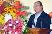Thủ tướng tham dự Ngày hội Đoàn kết toàn dân tộc tại Bắc Giang
