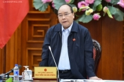 Thủ tướng: Để xảy ra tiêu cực, tham nhũng trong những dự án thiên tai là tội ác