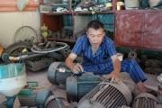 """Chân dung ông Võ Văn Trang: Nỗ lực vươn lên của """"nhà sáng chế"""" lưng gù"""