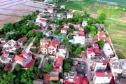Hải Dương có thêm một huyện đạt chuẩn huyện nông thôn mới