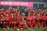 Truyền thông quốc tế ca ngợi bóng đá Việt Nam: Rồng Vàng đả bại Malaysia giành Cúp AFF
