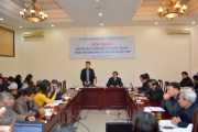 Hội thảo về nguyên tắc, chuẩn mực của người làm báo trong hệ thống báo chí LHH Việt Nam