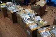 Hà Nội: Bắt giữ 23 kg pháo lậu tại điểm giao nhận hàng bưu cục Ninh Hiệp