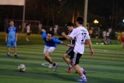 Giao hữu bóng đá giữa Tập đoàn Kosy Group và Tạp chí Doanh nghiệp thương hiệu