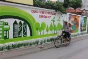 """Xây dựng nông thôn mới không """"bỏ quên"""" môi trường"""