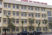 Trường THPT chuyên Lam Sơn (Thanh Hóa): Biến nhà thi đấu đa năng thành nơi kinh doanh