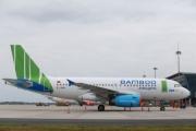 Máy bay của hãng hàng không Bamboo Airways đã về Việt Nam