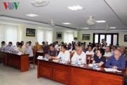 Xây dựng cộng đồng người Việt Nam tại Lào đoàn kết, vững mạnh và hội nhập