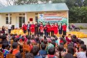 Công ty cổ phần Du lịch AST trao tặng điểm trường cho học sinh vùng cao