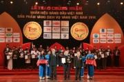 Văn Phú – Invest được vinh danh trong top 50 'Nhãn hiệu hàng đầu Việt Nam'