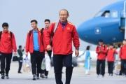 Đội tuyển Việt Nam rạng rỡ ngày về