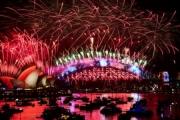 Những màn pháo hoa chào năm mới đầu tiên trên thế giới