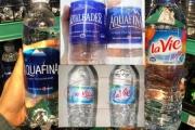 Thị trường nước uống đóng chai: Thật, giả khó lường