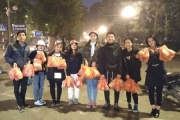 CLB Kỹ năng Thanh niên Hà Nội với chương trình Đêm Từ Tâm số 6