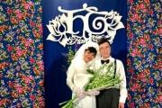 Bạn bè và người hâm mộ chúc mừng MC Thảo Vân làm 'cô dâu'