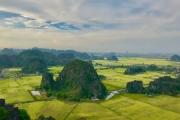 Về núi rừng hùng vĩ ở cố đô Ninh Bình