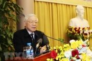 TBT, Chủ tịch nước dự Hội nghị tổng kết của Văn phòng Chủ tịch nước