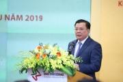 Thông qua Luật Chứng khoán sửa đổi và nâng hạng lên thị trường mới nổi là mục tiêu trọng tâm của chứng khoán Việt Nam năm 2019