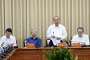 Thủ tướng làm việc với TP.HCM sau một năm thực hiện cơ chế đặc thù