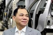 VnIndex giữ mốc 910 điểm, tài sản tỷ phú Phạm Nhật Vượng cán mốc 75.000 tỷ