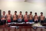Cảnh sát vây bắt băng cho vay nặng lãi khi vừa xuống Tân Sơn Nhất