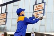 Giữ ổn định giá bán lẻ xăng dầu sau Tết