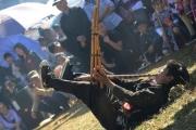 Đặc sắc lễ hội Gầu Tào trên đỉnh non cao Bắc Hà
