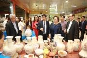 Gốm Chu Đậu, hành trình tiếp nối và phát huy tinh hoa văn hóa Việt