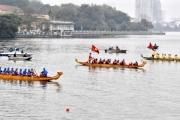 Hơn 700 VĐV tranh tài ở Lễ hội Bơi chải thuyền rồng Hà Nội mở rộng năm 2019