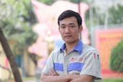 """Lê Xuân Tú: """"Cây sáng kiến"""" của Rạng Đông"""