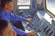 Lái tàu hỏa - nghề khổ, nghiệp nguy