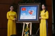 """Phát hành đặc biệt bộ tem """"Chào mừng Hội nghị thượng đỉnh Hoa Kỳ - Triều Tiên tại Hà Nội"""""""