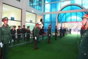 Ga Đồng Đăng sẵn sàng đón tàu của Chủ tịch Triều Tiên